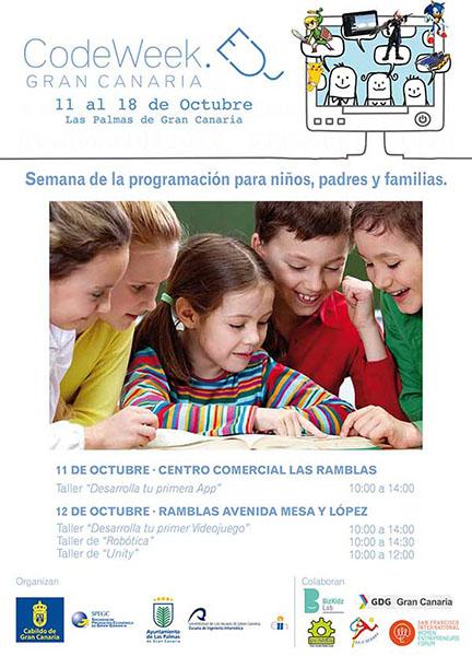 CodeWeek Gran Canaria